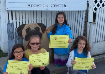 Pre-Teen PAWS April 2016
